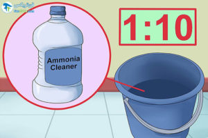 3 تمیز کردن سطوح گالوانیزه