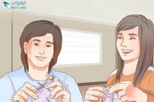 3 زندگی با مادر شوهر در یک خانه