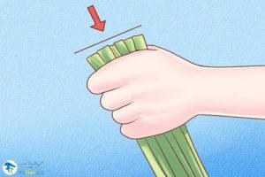 3 طرز خشک کردن اسطوخودوس