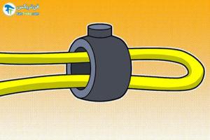 3 طرز ساخت بند برای چتر