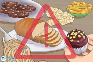 3 کاهش وزن با رژیم غذایی بدون گلوتن