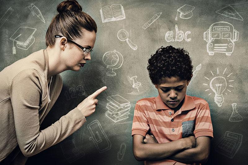 3 کنار آمدن با معلم آزار دهنده