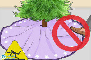 3 راهنمای خرید دامن درخت کریسمس