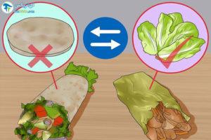 4 کاهش وزن با رژیم غذایی