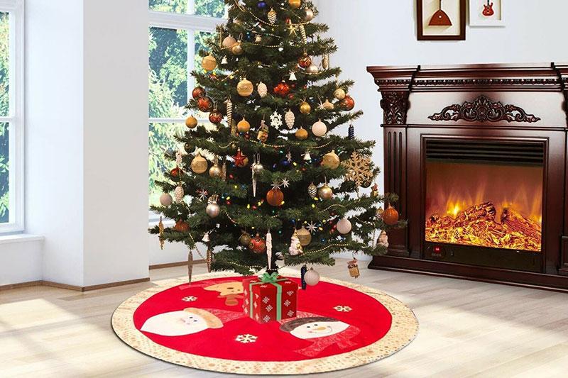 8 راهنمای خرید دامن درخت کریسمس