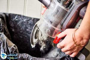 9 اصول تمیز کردن جاروشارژی