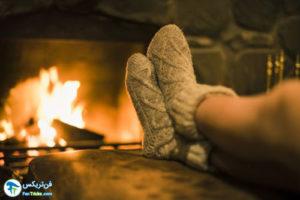 1 طرز شستن و مراقبت از جوراب پشمی