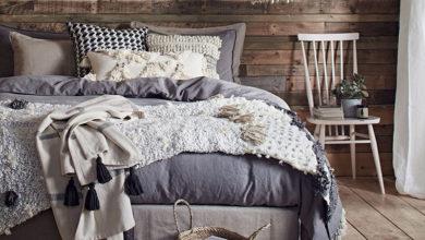 Photo of دکورهای مناسب برای تزئین تخت هایی که تاج تخت ندارند