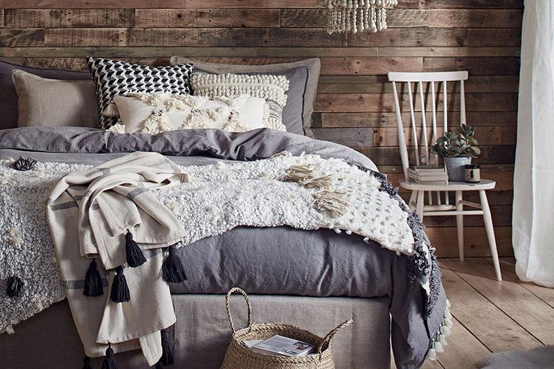 10 انواع دکور برای تخت بدون تاج