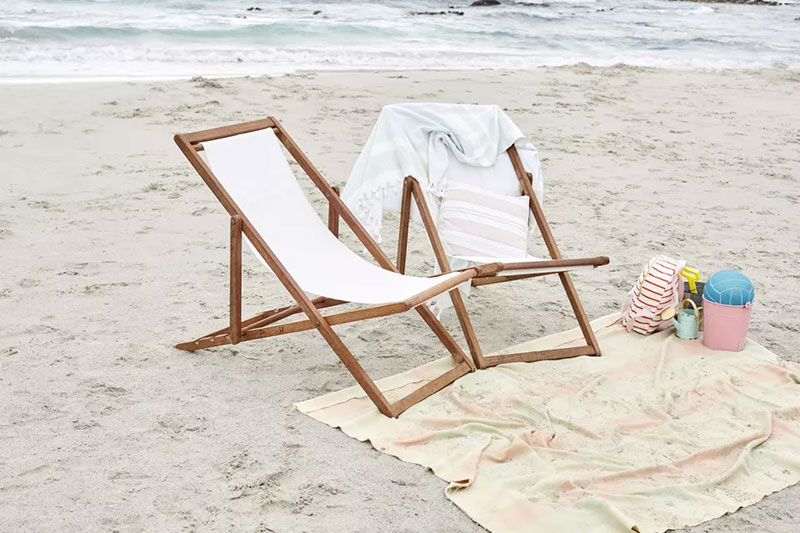 2 شستن و ضدعفونی کردن حوله ساحلی