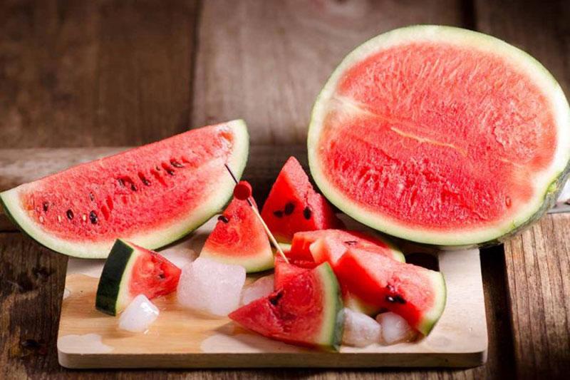 2 مزایای رژیم غذایی هندوانه