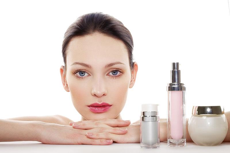 2 کاربرد تیتانیا در محصولات مراقبتی پوست
