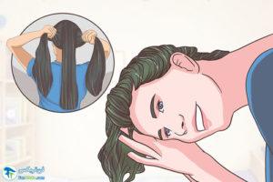 2 اصول رنگ کردن مو با ایندیگو