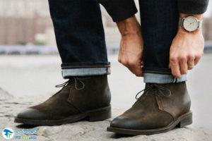 3 اصول انتخاب و ست کردن کفش جیر