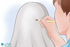 3 آموزش درست کردن لباس روح
