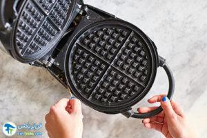 4 طرز صحیح شستن و تمیزکردن وافلساز