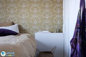 4 انواع دکور برای تخت بدون تاج