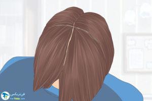 4 اصول نیلی کردن موها