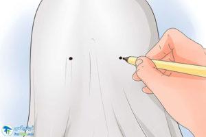 4 آموزش درست کردن لباس روح