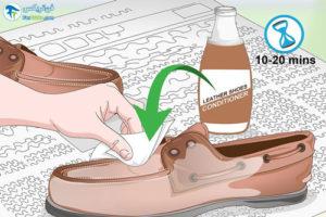 5 اصول پاک کردن واکس از روی کفش