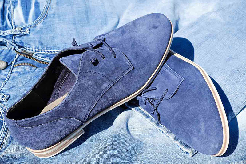 5 اصول انتخاب و ست کردن کفش جیر