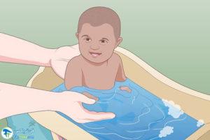 5 طرز استفاده ازوان بچه
