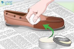 6 اصول پولیش زدن کفشها