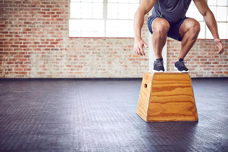 6 روش ساخت جعبه پرش ورزشی