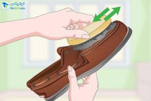 7 اصول پولیش زدن کفشها