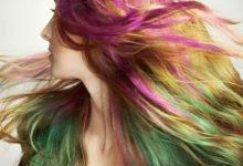 Photo of چگونه موهای خود را به صورت موقت با ماژیک رنگ کنیم؟