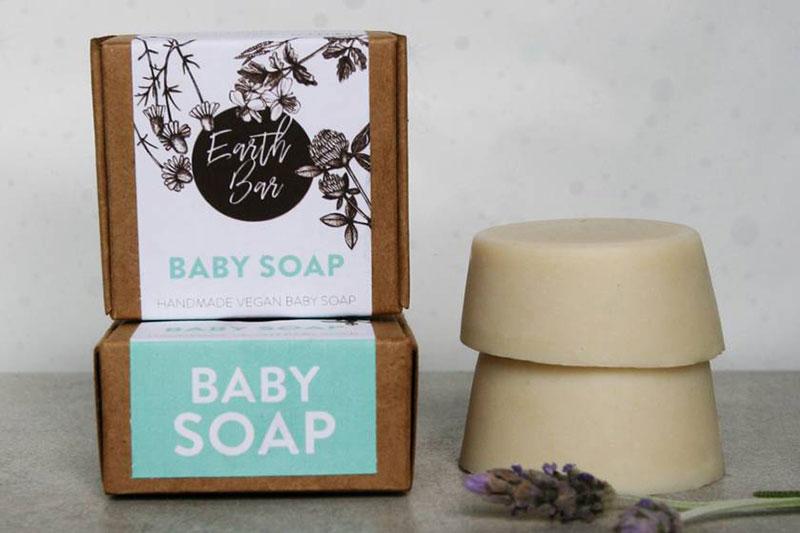 9 طرز ساخت صابون بچه در منزل