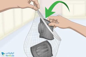 1 شستن و تمیز کردن زانو بند ورزشی
