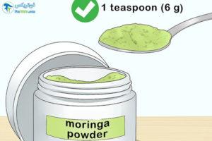 1 نحوه استفاده از پودر مورینگا