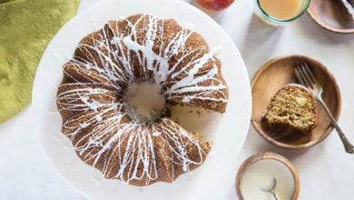 Photo of آموزش پخت کیک با استفاده از سرکه سیب