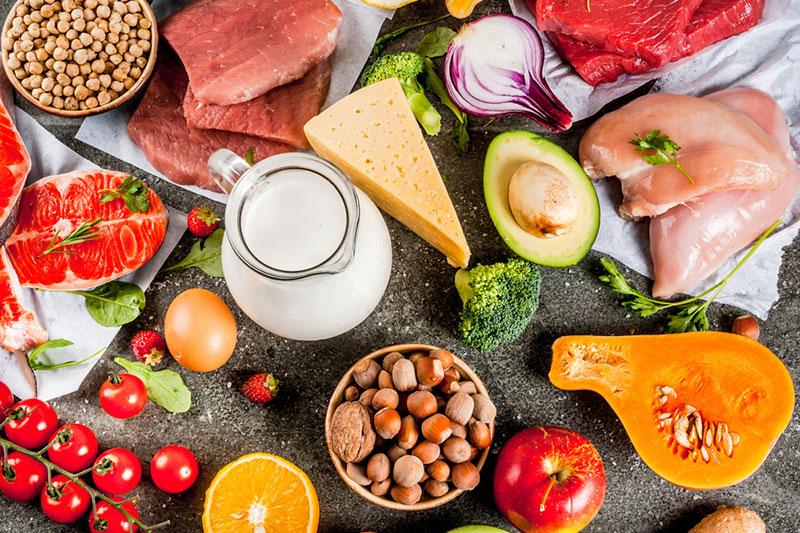 2 افزایش طبیعی گلوتاتیون بدن