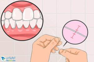 2 راهنمای انتخاب و خرید نخ دندان