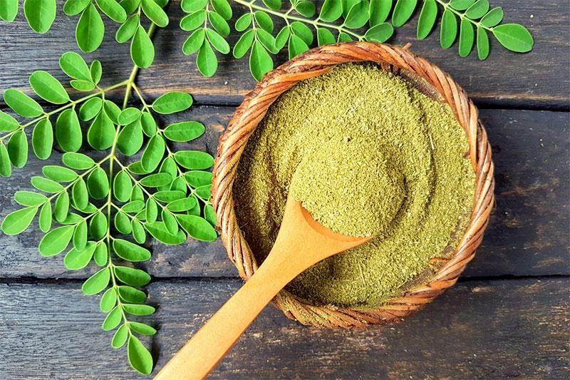 4 نحوه استفاده از پودر مورینگا