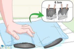 5 شستن زانوبند ورزشی