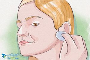 1 وانمود به مریضی با آرایش