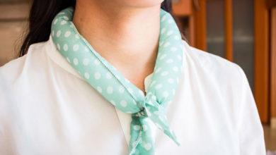 Photo of نحوه ساخت و استفاده از دستمال گردن خنک کننده
