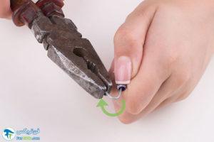 13 درست کردن گوشوارهها دربنوشابه