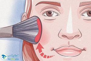 2 وانمود به مریضی با آرایش