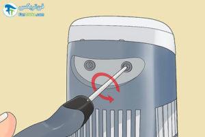 3 اصول تمیز کردن بخاری فن دار