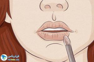 9 مریض به نظر رسیدن با لوازم آرایشی