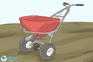 1 افزودن کلسیم به خاک